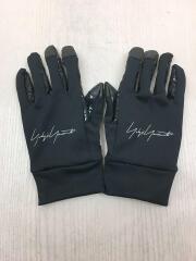 手袋/ポリエステル/BLK/ブラック/×NEWERA/STRETCH FLEECE GLO
