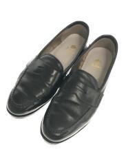 ローファー/UK7.5/UNITED ARROWS/9687/コインローファー/レザー/革靴/セカスト