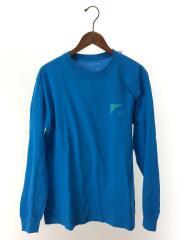 private lessons/長袖Tシャツ/--/--/BLU/ブルー