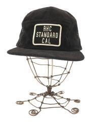 ジェットキャップ/FREE/コットン/BLK/黒/コーデュロイ/ロゴ/STANDARD CALIFORNIA
