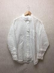 ×グリーンレーベルリラクシング/長袖シャツ/15/コットン/SR192TS11001