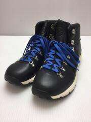 MOUNTAIN600/ブーツ/US10/BLK/レザー/62242