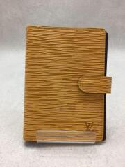 ルイヴィトン/R20059/アジェンダPM_エピ/PVC/イエロー