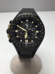 セイコー/ソーラー腕時計/8X53-0BD0-2/ノバク・ジョコビッチ限定モデル/1500本限定