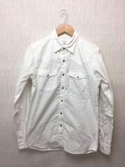ユニフォームエクスペリメント/UE-145044/長袖シャツ/1/コットン/WHT
