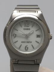 腕時計・WAVECEPTOR/アナログ/SLV