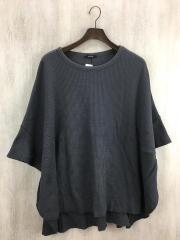 半袖カットソー/FREE/コットン/GRY/グレー/20年モデル