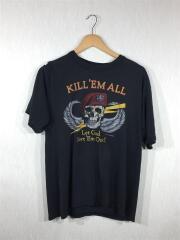86年製/KILL EM ALL/METALLICA/Tシャツ/BLK/プリント