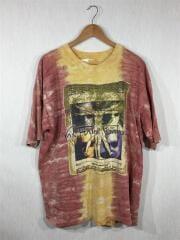 90s/van halen/balance/Tシャツ/マルチカラー/総柄