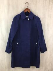 Traditional Weatherwear/ステンカラーコート/32/コットン/NVY141AP-7744A