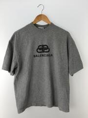 Tシャツ/2019AW/BB LOGO TEE/JP57 2019 01988/M/コットン/グレー