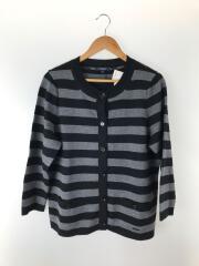セーター(薄手)/5/ウール/BLK/B2N58-455-09