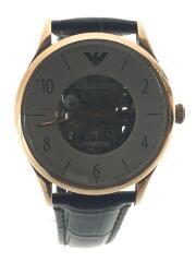 自動巻腕時計/アナログ/AR-1920