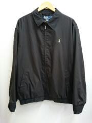 スウィングトップ/XL/ポリエステル/ブラック