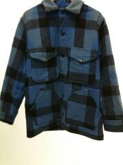 マッキーノクルーザージャケット/ジャケット/ウール/BLU/ブルー/USA製