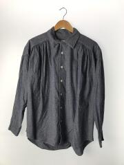 長袖シャツ/M/コットン/IDG/20SS/Painter Shirt - 4.5oz Cotton Chambra