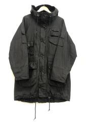 ×Engineered Garments/barbour zip parka/フーデッドコート/M/コットン
