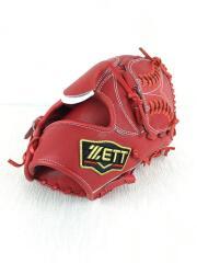 BPROG710 野球用品/右利き用/RED/BPROG710/プロステータス