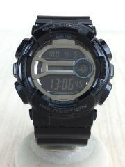 クォーツ腕時計・G-SHOCK/デジタル/ラバー/BLK/GD-11-1JF