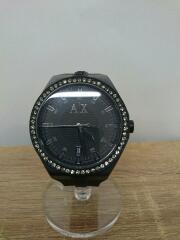 アルマーニエクスチェンジ/AX1501/クォーツ腕時計_ステンレス/アナログ/ステンレス/SLV