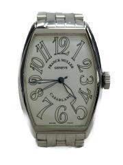 CASABLANCA/自動巻腕時計/アナログ/ステンレス/メンズ/ウォッチ/カサブランカ/5850