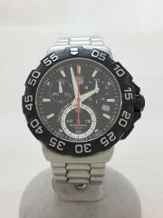 フォーミュラ1/クォーツ腕時計/アナログ/シルバー/クロノグラフ/CAH1110/ダイバーズ FORMULA1