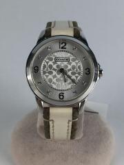 ニュークラシックシグネチャー/CA.137.7.14.0649/クォーツ腕時計/アナログ/レザー