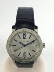 自動巻腕時計/BB39S/ブルガリブルガリ/ソロテンポ/アナログ/ステンレス/SLV/セカスト