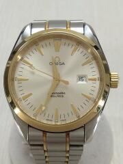 クォーツ腕時計/--/ステンレス/GLD/SLV/SEAMASTER PROFESSIONAL