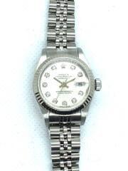 自動巻腕時計/79174/デイトジャスト/DATEJUST/アナログ/ステンレス/SLV/セカスト