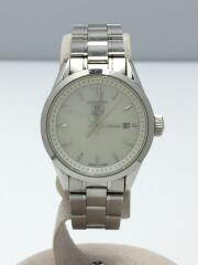 Carrera/カレラ/クォーツ腕時計/ベルト・ベゼル小傷有/WV1415
