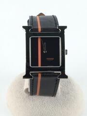 H WATCH/HH1.510.331/VBOB/クォーツ腕時計/アナログ/レザー/Hウォッチ/Hウォッチ H WATCH
