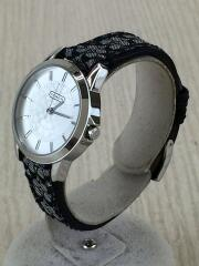 クォーツ腕時計/アナログ/--/マルチカラー/SLV