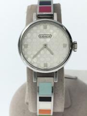 クォーツ腕時計/ミニシグネチャー/CA.21.7.14.0457/アナログ/ステンレス/シルバ/マルチカラー