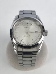 OMEGA オメガ/クォーツ腕時計/アナログ/ステンレス/SLV/SLV