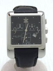 腕時計/アナログ/--/BLK/BLK