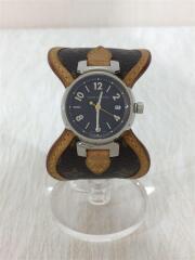 タンブール/モノグラムベルトクォーツ腕時計/アナログ/--/BRW