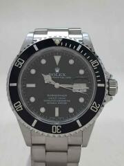 サブマリーナ デイト・SS・40mm/アナログ/自動巻腕時計 ダイバーズ SUBMARINER DATE