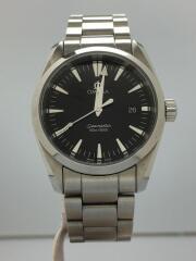オメガ/シーマスター・アクアテラ・SS/クォーツ腕時計/アナログ/ステンレス/2518.50