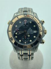 2296.80/SEAMASTER PROFESSIONAL/クロノグラフ自動巻腕時計/アナログ