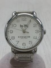 クォーツ腕時計/アナログ/ステンレス/SLV/SLV/CA.97.7.14.1168/3針/ラウンド
