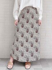 セミフレア アソートスカート