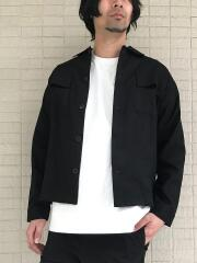 コットンツイルファティーグジャケット