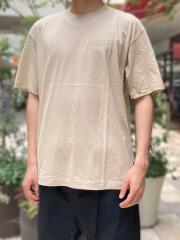 ナノファイン加工 刺繍Tシャツ