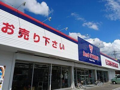 須坂店の外観写真