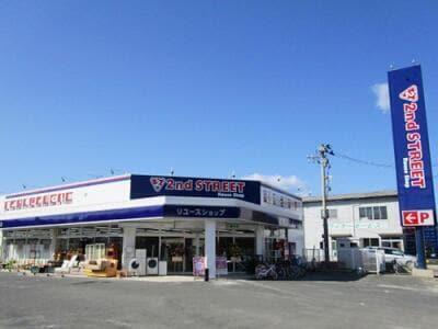 宮古店の外観写真