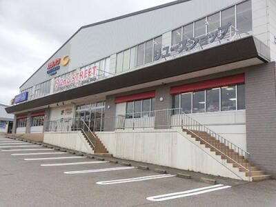田上店の外観写真
