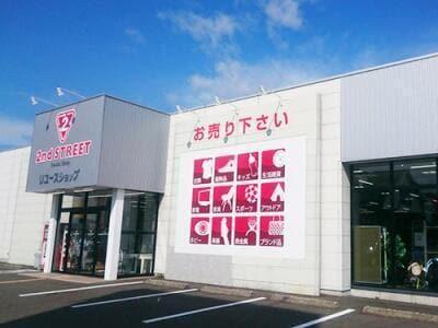 敦賀店の外観写真