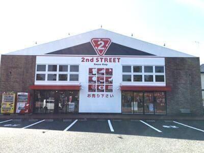 茅ヶ崎店の外観写真