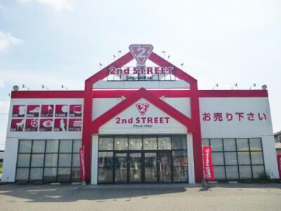 高岡店の外観写真